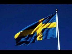 スウェーデンの国歌「古き自由な北の国」
