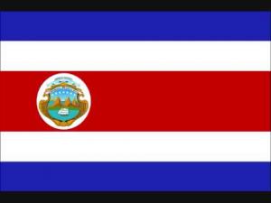 コスタリカ共和国の国歌「高貴な故国、美しき旗」