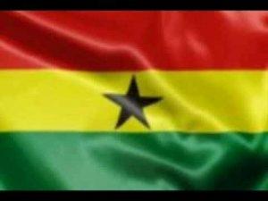 ガーナ共和国の国歌「神よ、祖国ガーナを賛美したもう」