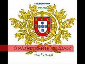 ポルトガル国歌「ポルトガルの歌」(A Portuguesa)