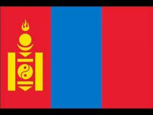 モンゴルの国歌 / National anthem of Mongolia (Mongol ulsyn töriin duulal)