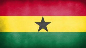 ガーナの国歌「神よ、祖国ガーナを賛美したもう」