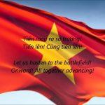 ベトナムの国歌『Tiến Quân Ca』(ティエン・クアン・カ / 進軍歌)
