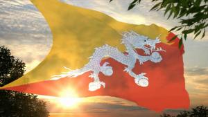 ブータンの国歌「雷龍の王国」(Druk tsendhen)