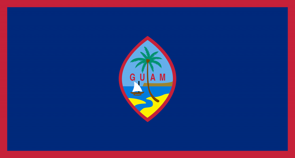 Guam, Flag
