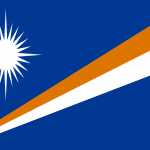 marshall islands, flag, national flag